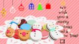 【MMD】マカロン3種 【アクセサリ配布】
