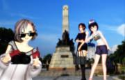 【MMD】我々はリザルパークで旅行していますよ~♡