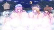 魔理沙と霊夢の温泉☆旅行