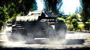 俊足の巡航戦車
