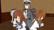 おしくら駆逐艦