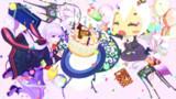 ゆかりさんあかりちゃん誕生日おめでとうございます!