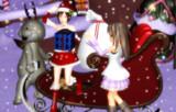 【MMD】弥希さんのサンタ衣装は...クリスマスギフトの存在で。
