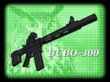 【MMD銃火器】BUBO-300【配布】