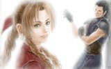 エアリスとザックス