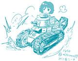 ルノーFT-17と秋山殿