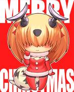 【かぷじゅう】クリスマスエレキング