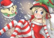 クリスマスもっぴーなっぴー
