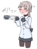( ∩'-'⊂ )シュッ