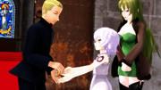 【Fate/MMD】降誕祭を教えてくれた人