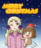 ロコとののワとクリスマス
