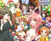 みんなと一緒にクリスマスパーティー!