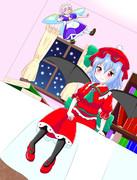 紅魔館でクリスマス!