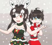 【けものフレンズ】メリークリスマス