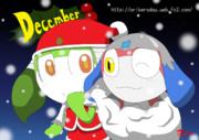 【オリケロ】サンタのチヨばーちゃん