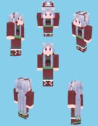 【Minecraft】東北イタコ:トナカイ衣装