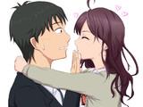 キスするために