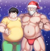 メリークリスマス(半ギレ)