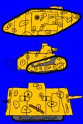 WW1 戦ジャBB