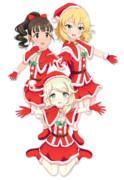 小学部のおともだちとメリークリスマス!!!