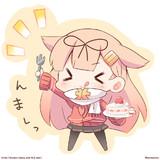 クリスマスケーキんまし!ぽいぬちゃん!