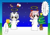 天使コノハ&天使ミミ<舞台裏>
