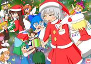 寺子屋クリスマス