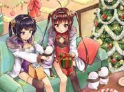寧海と平海のクリスマス