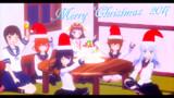[MMD艦これ]第六駆逐隊のクリスマス![with吹雪&比叡]