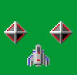 【ドットでGIF】回るシオナイト【ゼビウス】