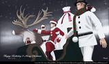 Happy Birthday & Merry Christmas