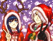 毒きのこクリスマス
