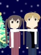 ふじかな クリスマス