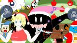「星のカービィさん(o'-'o) ~黒き破壊神~」クリスマスカード