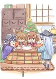 第六駆逐隊のクリスマス