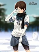 〈ワンドロ | 雪だ氷だ白雪だ!〉