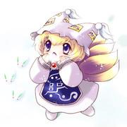 ちび藍しゃま(冬)