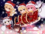 妖々夢クリスマス