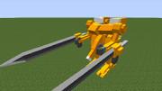 試作型コンバットフレーム