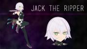 【MMDモデル配布】お粥式ジャック・ザ・リッパー