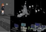 【モデル配布】艦艇用艤装品モデル一式(V)1