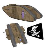 MkⅣ戦車 配布します!