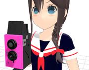 ディケイドカメラ【仮面ライダーディケイド】