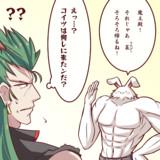 ムキりょく兎:魔王謁見編10