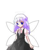 ゾンビ妖精の仮装