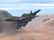 F/A-21A THUNDERBIRD