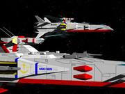 強襲巡洋艦ユニコーン級