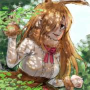 「ユキウサギちゃん……」