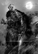 夜を放浪する騎士