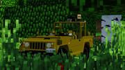 【minecraft】斥候車